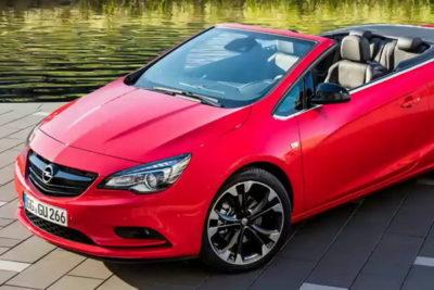 Дебют Opel Cascada